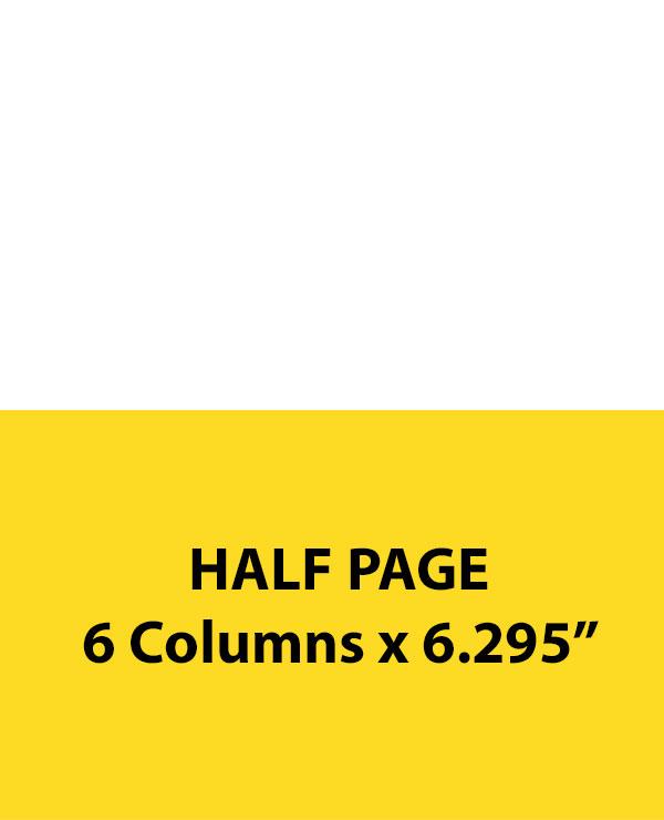 Half Page Ad